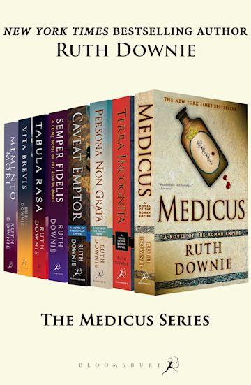 Medicus Series Ebook Bundle cover