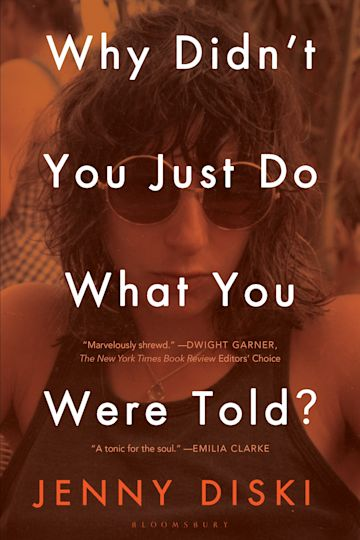 Why Didn't You Just Do What You Were Told? cover