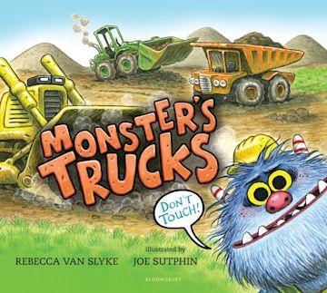 Monster's Trucks cover