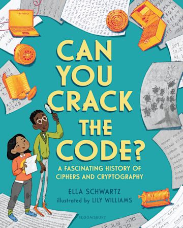 Can You Crack the Code? cover