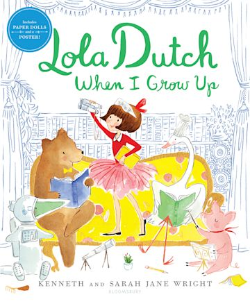 Lola Dutch When I Grow Up cover