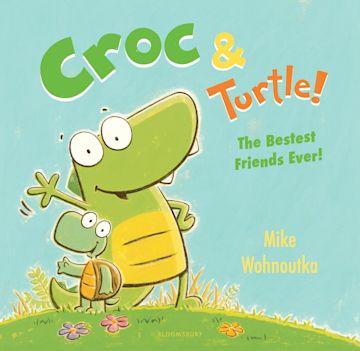 Croc & Turtle! cover