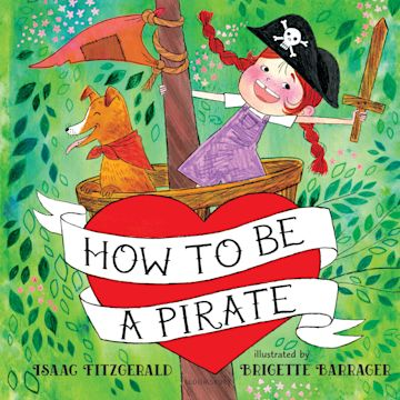 How to Be a Pirate cover