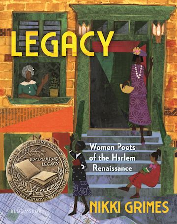 Legacy: Women Poets of the Harlem Renaissance cover