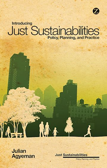 Introducing Just Sustainabilities cover