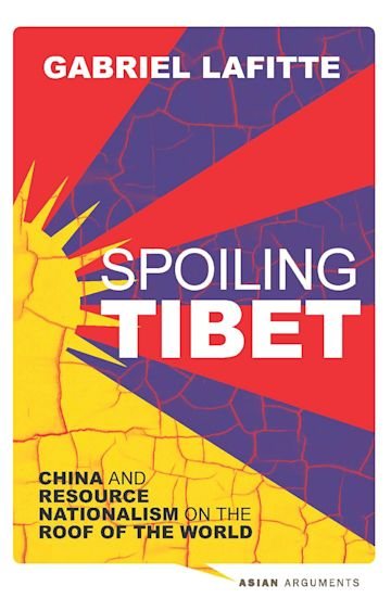 Spoiling Tibet cover