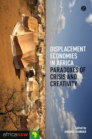 Displacement Economies in Africa cover
