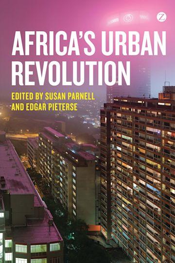 Africa's Urban Revolution cover