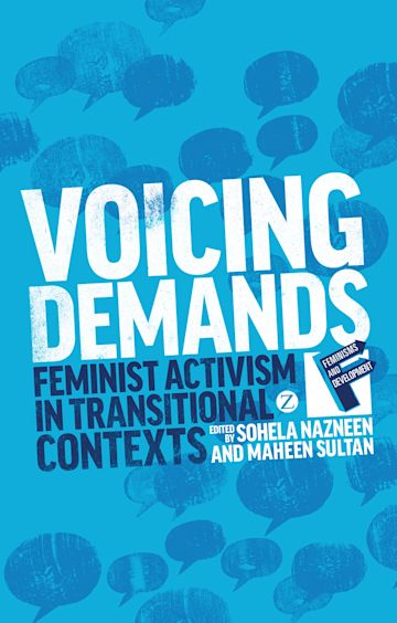 Voicing Demands cover