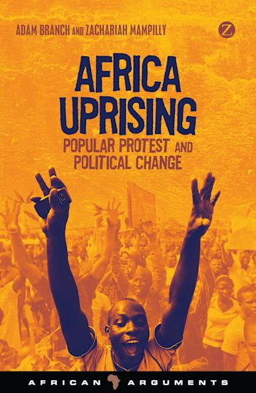 Africa Uprising cover