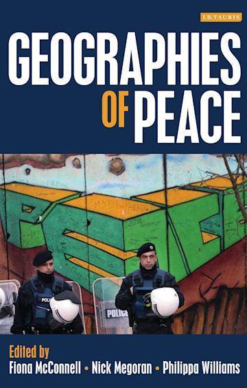 Geographies of Peace cover