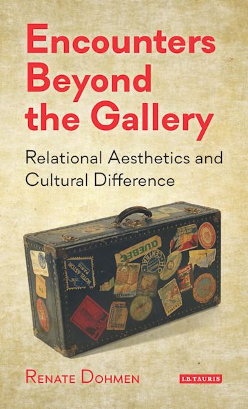 Encounters Beyond the Gallery cover