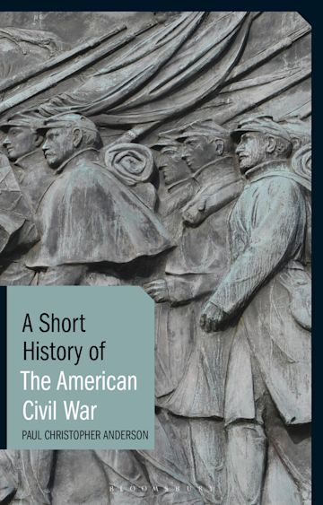 A Short History of the American Civil War cover