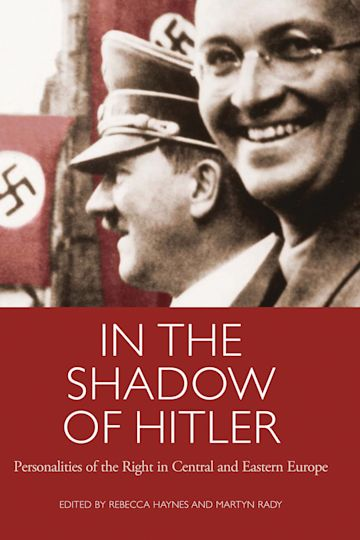 In the Shadow of Hitler cover