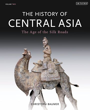 The History of Central Asia cover