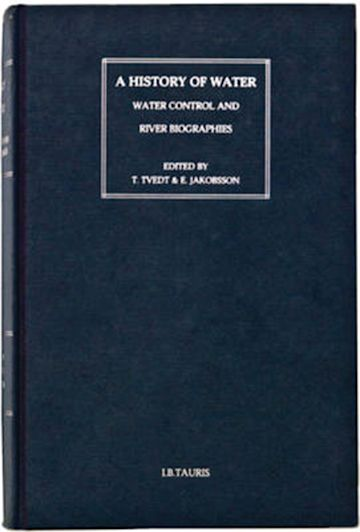 A History of Water: Series III, Volume 3 cover