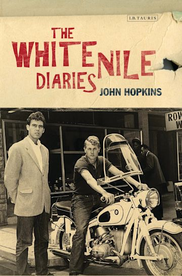 The White Nile Diaries cover