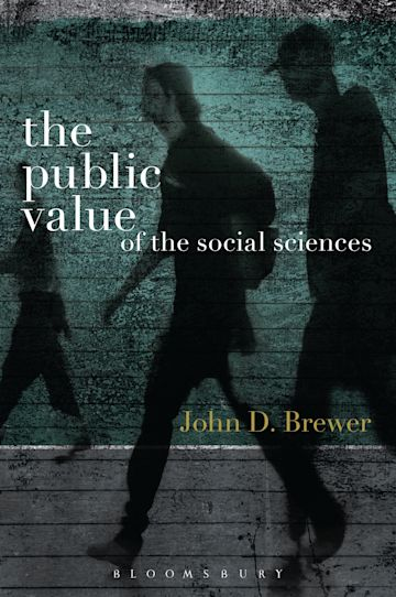 The Public Value of the Social Sciences cover
