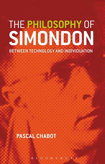 The Philosophy of Simondon cover
