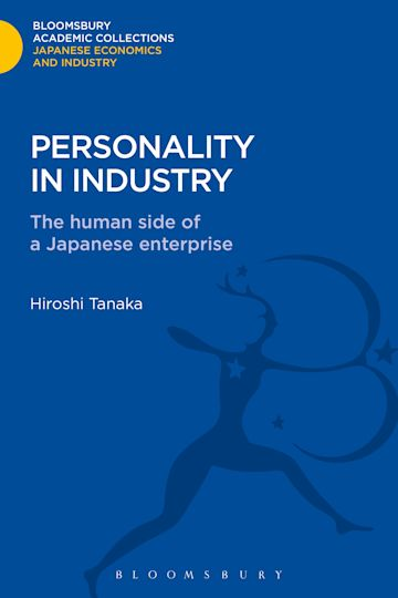 Personality in Industry cover
