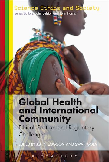 Global Health and International Community cover