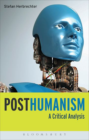 Posthumanism cover
