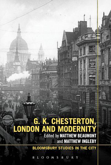 G.K. Chesterton, London and Modernity cover