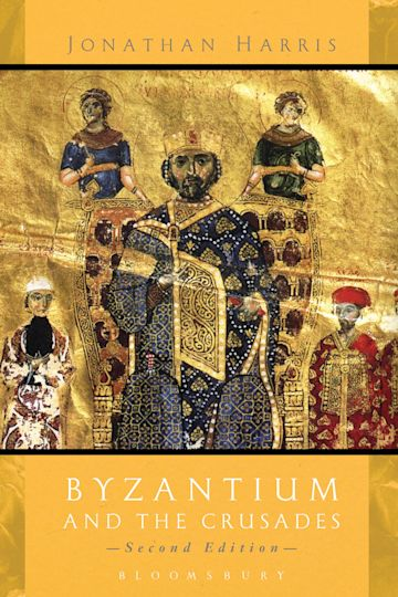 Byzantium and the Crusades cover