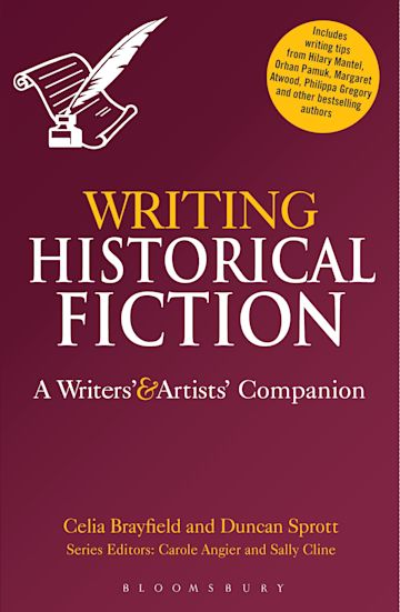 Writing Historical Fiction cover