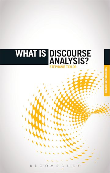 What is Discourse Analysis? cover