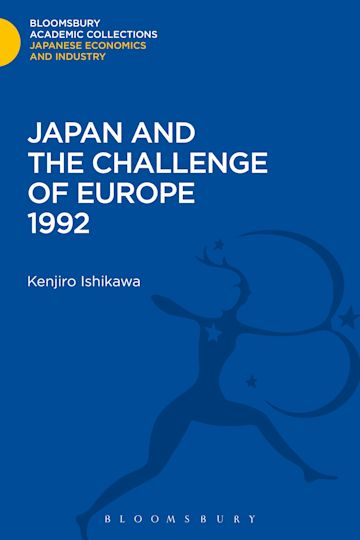 Japan and the Challenge of Europe 1992 cover