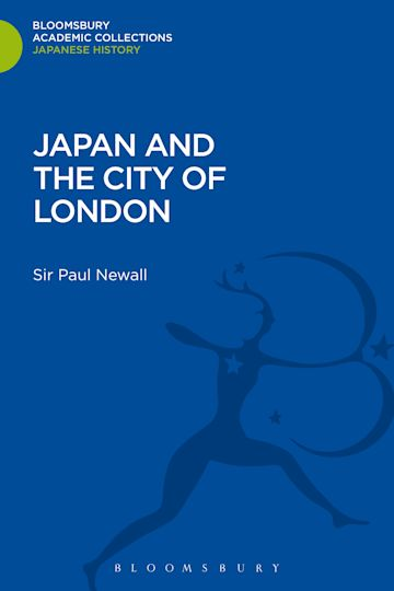Japan and the City of London cover
