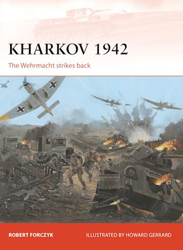 Kharkov 1942 cover