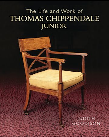 The Life and Work of Thomas Chippendale Junior cover