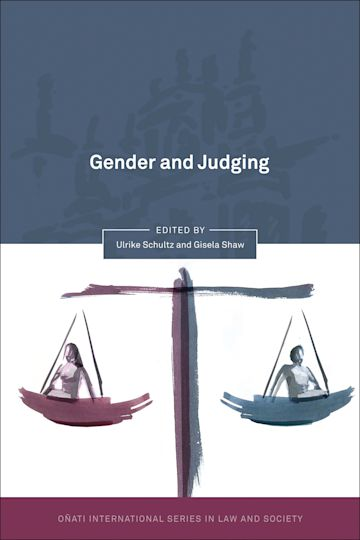 Gender and Judging cover