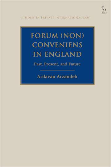 Forum (Non) Conveniens in England cover