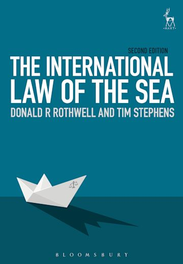 The International Law of the Sea cover