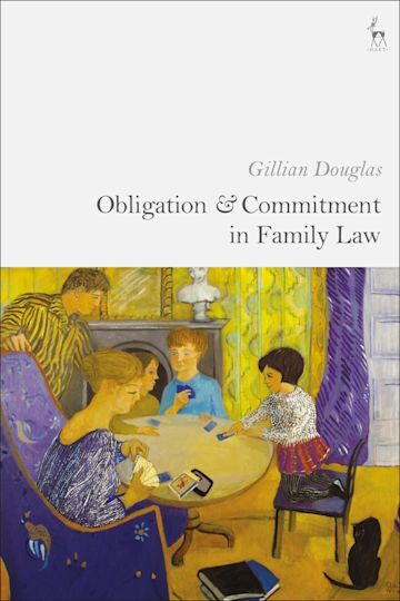 Obligation and Commitment in Family Law cover