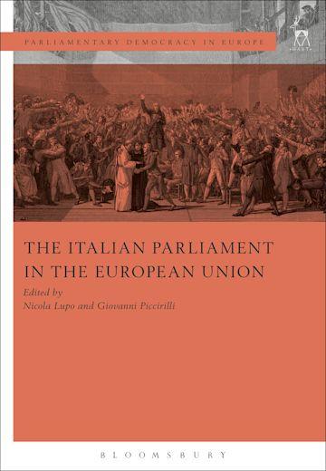 The Italian Parliament in the European Union cover