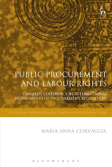 Public Procurement and Labour Rights cover