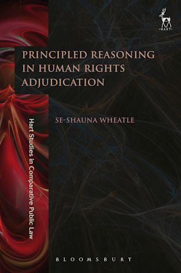 Principled Reasoning in Human Rights Adjudication cover