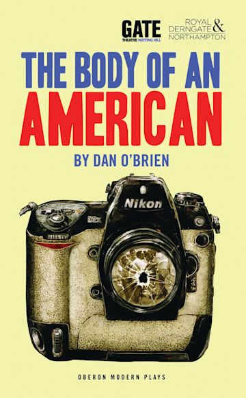The Body of an American cover