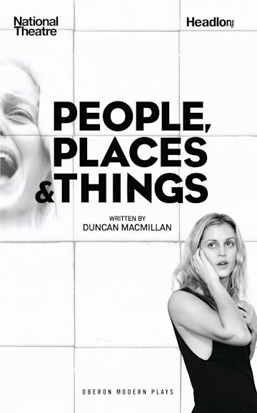 People, Places & Things cover
