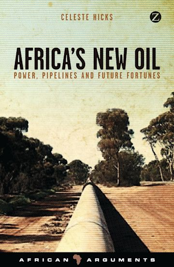 Africa's New Oil cover