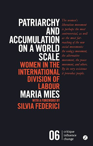 Patriarchy and Accumulation on a World Scale cover