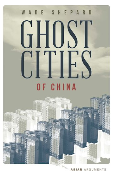 Ghost Cities of China cover