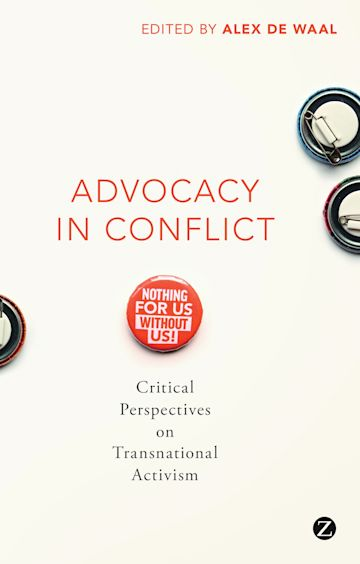 Advocacy in Conflict cover
