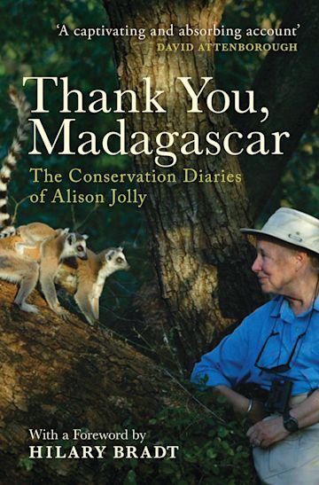Thank You, Madagascar cover