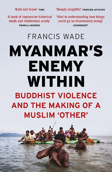 Myanmar's Enemy Within cover