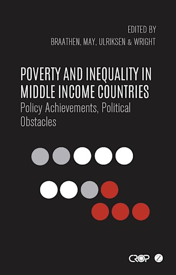 Poverty and Inequality in Middle Income Countries cover